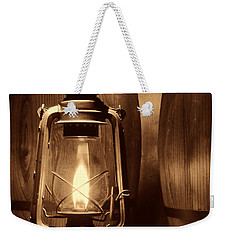 The Whiskey Reserve Weekender Tote Bag by American West Legend By Olivier Le Queinec