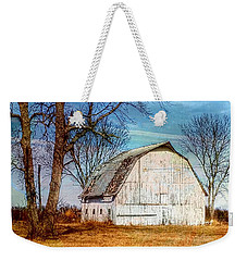 The White Barn Weekender Tote Bag