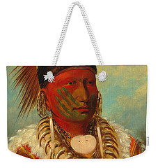 The White Cloud, Head Chief Of The Iowas Weekender Tote Bag