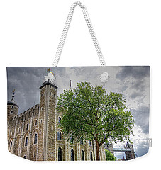 The White Tower Weekender Tote Bag