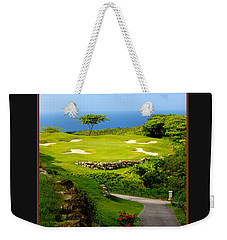 The White Witch Jamaica Weekender Tote Bag