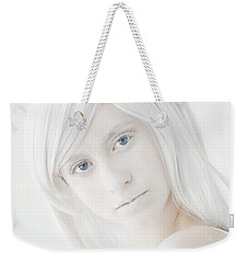 The White Woman Weekender Tote Bag by Diane Diederich