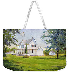 The Whitehouse Weekender Tote Bag