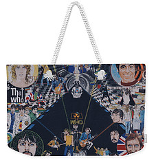 The Who - Quadrophenia Weekender Tote Bag