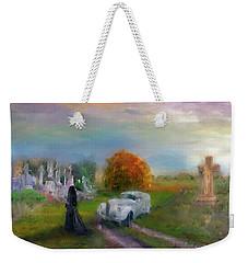 The Widow Weekender Tote Bag by Michael Cleere