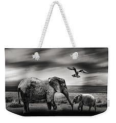 The Wild Weekender Tote Bag