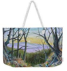 The Wild Wood Weekender Tote Bag