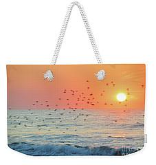 The Wind Calls My Name Weekender Tote Bag