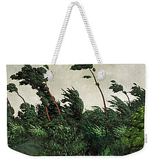 The Wind Weekender Tote Bag