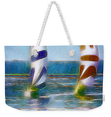 The Wind In Your Sails Weekender Tote Bag