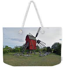 The Windmill Weekender Tote Bag