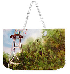 The Windmill  Weekender Tote Bag