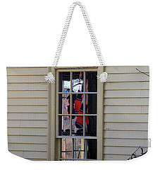 The Window Weekender Tote Bag