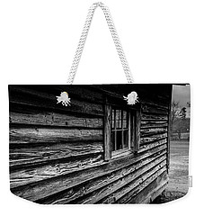 Weekender Tote Bag featuring the photograph The Window by Doug Camara
