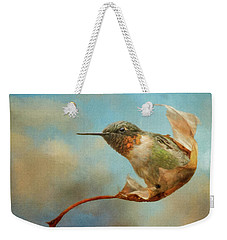 The Winds Of Fall 4 Weekender Tote Bag
