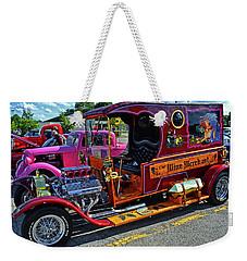 The Wine Merchant 001 Weekender Tote Bag