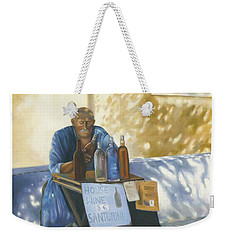 The Wineseller Weekender Tote Bag by Marlene Book