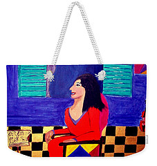 The Witch's Duet Weekender Tote Bag