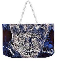 The Wolfman Weekender Tote Bag