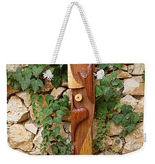 The Woman Totem Weekender Tote Bag by Esther Newman-Cohen