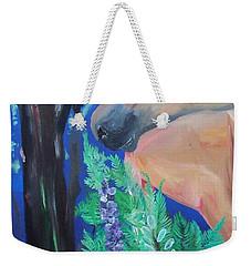 The Woodlands Weekender Tote Bag