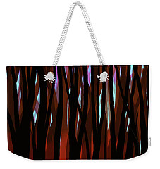 The Woods Weekender Tote Bag by Matt Lindley