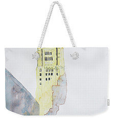 The Woolworth Building Weekender Tote Bag