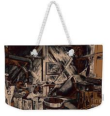 The Workshop Weekender Tote Bag