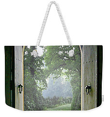 The World Awaits Weekender Tote Bag