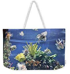 The World Below Weekender Tote Bag
