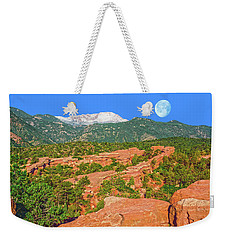 The World Is Not Comprehensible, But It Is Embraceable, Wrote The German Philosopher, Martin Buber.  Weekender Tote Bag