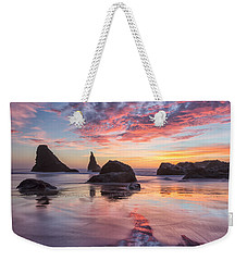 The World Of Bandon Weekender Tote Bag by Patricia Davidson