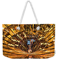 The World Of Shopping Weekender Tote Bag