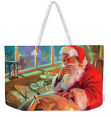The World Traveler Weekender Tote Bag