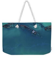 The Wrecks Weekender Tote Bag