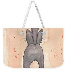 The Wrong End Weekender Tote Bag