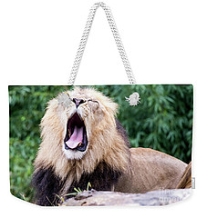 The Yawn Weekender Tote Bag