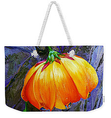 The Yellow Flower Weekender Tote Bag