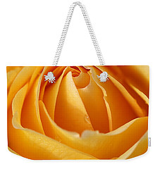 The Yellow Rose Weekender Tote Bag