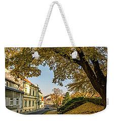 The Yellow Tree Weekender Tote Bag