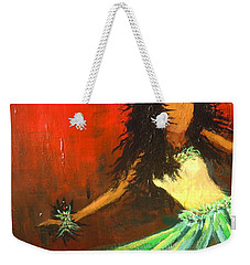 The Young Dancer Weekender Tote Bag