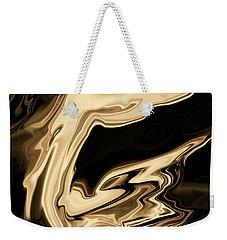 Weekender Tote Bag featuring the digital art The Young Pegasus by Rabi Khan