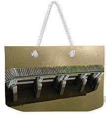 The Zen Of Hard Edges Weekender Tote Bag