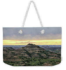 Theodore Roosevelt National Park, Nd Weekender Tote Bag