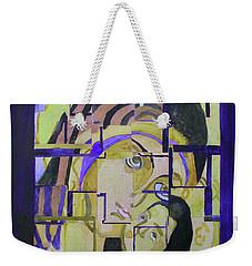 Theotokos II Weekender Tote Bag by Sandy McIntire