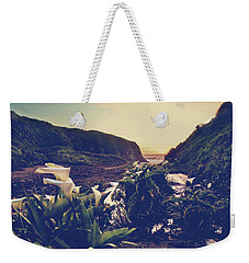 There Is Harmony Weekender Tote Bag by Laurie Search