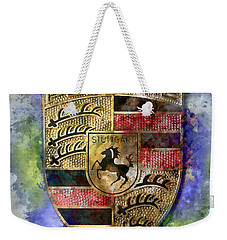There Is No Substitute Weekender Tote Bag
