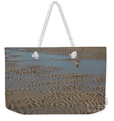 Weekender Tote Bag featuring the photograph There Once Was A Boy... by Ana Mireles