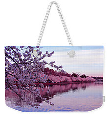 There Was A Time Weekender Tote Bag by Iryna Goodall