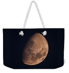 There's A Moon Up Tonight Weekender Tote Bag
